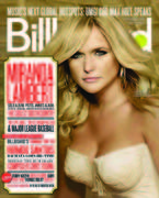 "Miranda Lambert - Billboard magazine - ""digital scans"" - X 5"