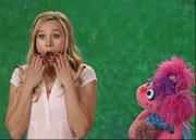 Kristen Bell - Sesame Street promo still (x1)