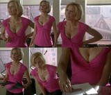 Felicity Huffman l Mega Cleavage l Desperate Housewives S6E4(CollageX3)
