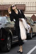 Petra Nemcova Arriving at Dancing with the Stars Studio 23-03-2011