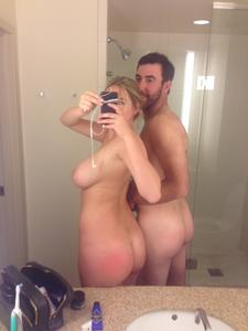 Kate Upton Naked with Friend