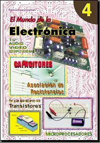 Descargar Curso El Mundo de la Electrónica (1-7) Gratis Manual de Electronica