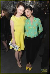Kaitlyn Dever - Capital Campaign for Dales Scholarship Fund in LA 2/16/14