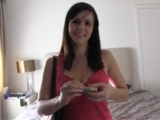Nice HD video of a brunette getting fuck...