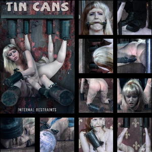 INFERNAL RESTRAINTS: Jun 10, 2016: Tin Cans | April Rain
