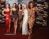 Spice Girls * Brits Awards 1997 * x7