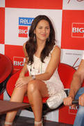 Bárbara Mori promoting 'Kites' @ IMAX BIG Cinemas in Wadala, Mumbai 5/22/10 - x4 HQ